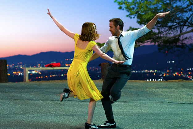 "Best Picture: No one can be 100 per cent certain but we reckon La-La Land is a shoe-in. It has that crucial mix of novelty and familiarity that has served others so well - think the silent 'The Artist' in 2011. What's more, it's a love letter to the most ego-centric and vapid place on the planet. There's also stellar casting and the kind of ending that makes everyone in Tinseltown feel very sophisticated and knowing. French, basically. The sentence to drop: ""La-La Land was nominated for a record 14 Oscars."""