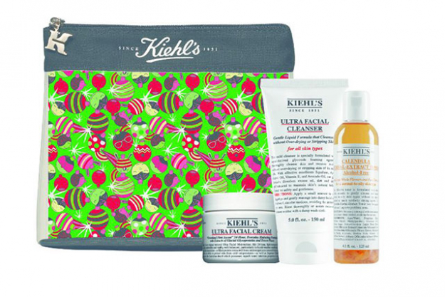 Kiehl's Holiday Essentials Set, $77 davidjones.com.au
