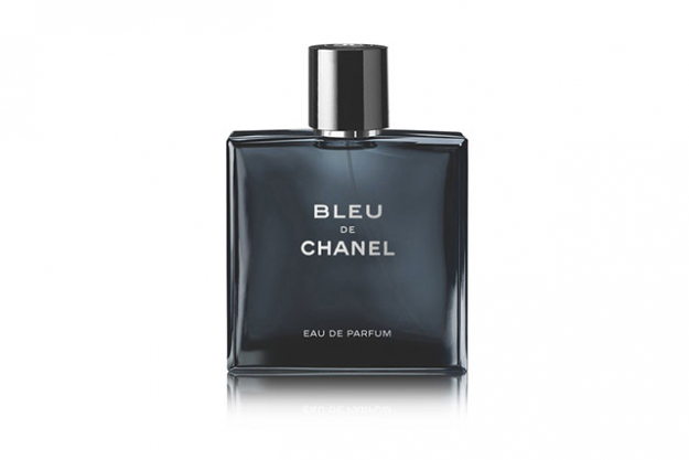 The scent: Bleu De Chanel EDP, from $123, myer.com.au is a modern classic that blends amber, cedar and sandalwood notes yet retains a sense of freshness.
