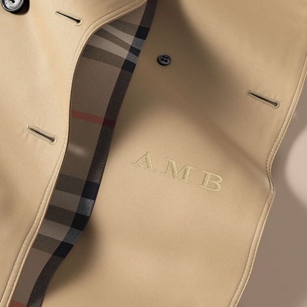 Burberry The Chelsea Mid-Length Heritage Trench Coat, $2895, au.burberry.com