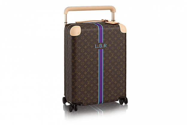 Louis Vuitton Rolling Luggage 55, $3850, au.louisvuitton.com