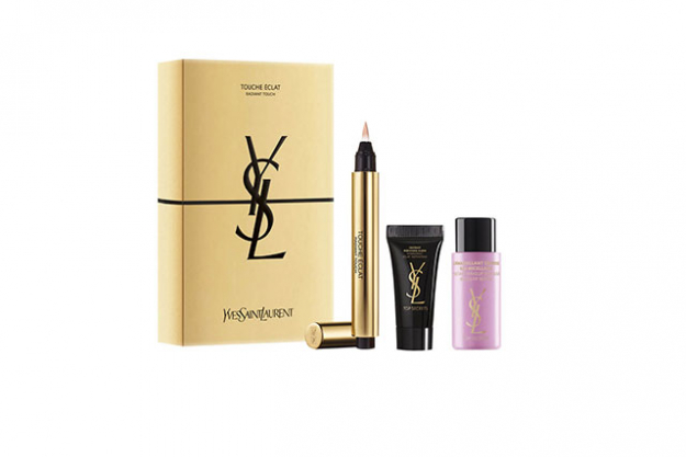 Yves Saint Laurent Touche Eclat Radiant Touch Set, $63 mecca.com.au