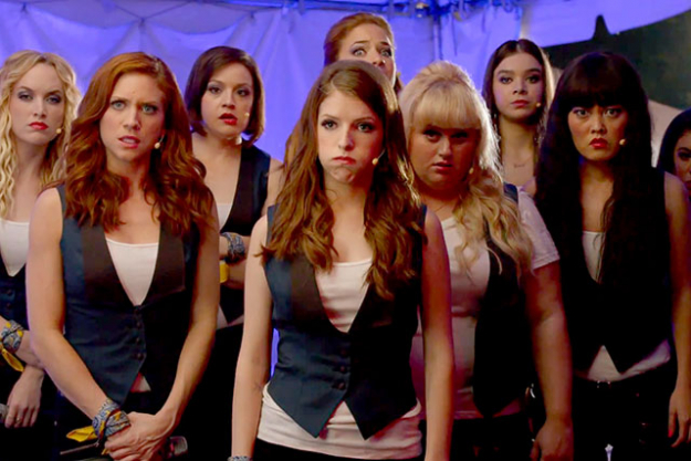Pitch Perfect: What was essentially an extended version of Glee burst onto the big screen in 2012. Which means the girls at Barden University have either all graduated or are just entering their final year in medicine. In which case, there won't be much time for harmonising.