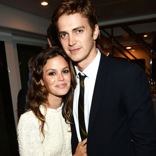Rachel Bilson and Hayden Christensen: After eight years of dating on-again and off-again, the pair called it quits in September.