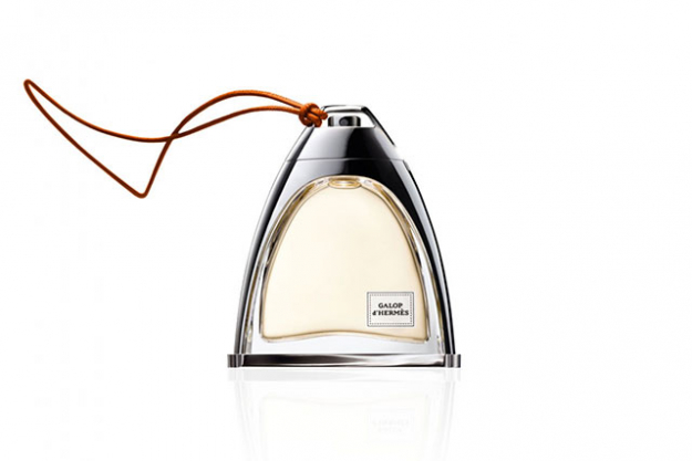 "Galop d' Hermès: Created by in-house perfumer Christine Nagel, the scent is a leather lover's dream. The juice is a smooth concoction of doblish leather and rose and comes presented in vanity-worthy leather ""stirrup"" case. $275, australia.hermes.com"