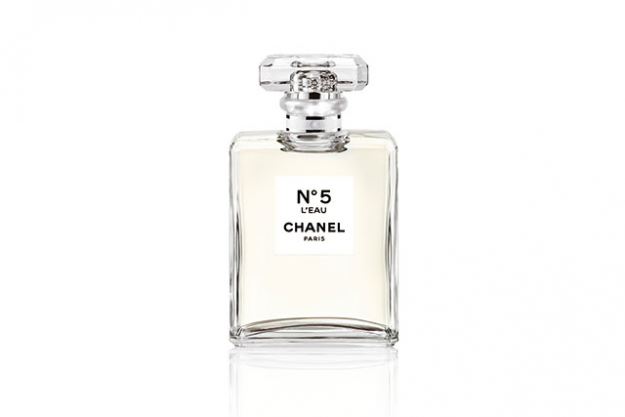 Chanel No.5 L'eau: Chanel's iconic fragrance has had a modern revamp - and the result is breathtaking. This summer-friendly fragrance is a delicate fresh mixture of citrus aldehyde, floral notes of jasmine and ylang- ylang which lightly lingers on the skin. $123, davidjones.com.au