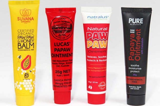 "4. Can't live without:<p><span style=""font-size: 17px; line-height: 29px;"">""Lip balm - if I leave it at home I get a little panicked and have to go and find a new one at the store! I love Papaw ointment, they started stocking it in New York a few years ago and it's really good.""</span></p>  <p>&nbsp;</p>  <p>&nbsp;</p>"