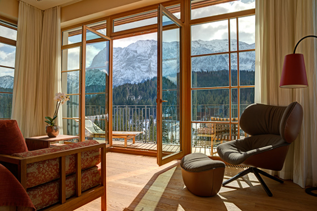 Schloss Elmau Luxury Spa Retreat & Cultural Hideaway, Germany