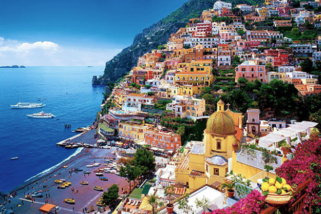 Amalfi Coast, Italy: Nothing like a World Heritage listed slice of coastline to form a winning backdrop for the road trip of a lifetime – this one takes in Positano, Ravello, Praiano and more.