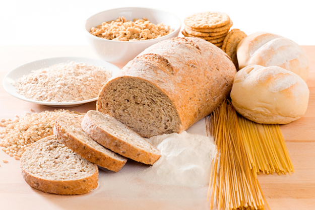 Day 1: Gluten - bread, pasta, wheat, oats or any gluten containing products