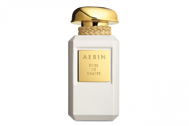 "AERIN Rose de Grasse<p><span style=""font-size: 17px; line-height: 29px;"">A bouquet of the rarest roses has been infused into this exclusive perfume: the hundred-petalled Rose Centifolia, handpicked in Grasse (the French capital of perfumery since the sixteenth-century), Rose Otto Bulgarian, extracted from the red roses of Bulgaria and Turkey, and Rose Absolute, distilled from Turkish roses. Available September 13 from David Jones. </span><span>$290; </span><a target=""_blank"" href=""http://www.esteelauder.com.au/aerin"">esteelauder.com.au/aerin</a>.</p>  <p> </p>  <p> </p>"