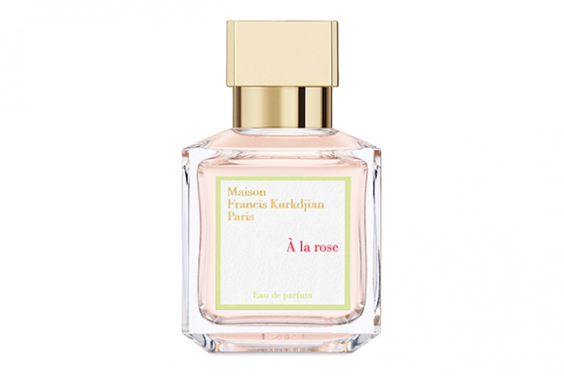 "Maison Francis Kurkdjian A La Rose<p><span style=""font-size: 17px; line-height: 29px;"">Feminine and floral, this cult fragrance is infused with a grand total of 250 Grasse roses per bottle. The scent is inspired by Marie Antoinette's love of roses and combines citrusy bergamot and orange with violet, magnolia, cedar and musk. </span><span style=""font-size: 17px; line-height: 29px;"">$238, </span><a style=""font-size: 17px; line-height: 29px;"" href=""http://mecca.com.au/maison-francis-kurkdjian/a-la-rose-eau-de-parfum/I-020857.html?cgpath=fragrance-personalfragrance"">mecca.com.au.</a></p>  <p> </p>  <p> </p>  <p> </p>  <p> </p>"