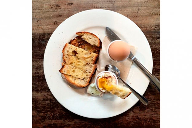 Eggs are a nutritional powerhouse. They're a complete source of high-quality protein, choline and B vitamins and – if they come from organic, pasture-fed chickens – contain vitamin E and omega-3 fatty acids as well. Most nutritionists are besotted.