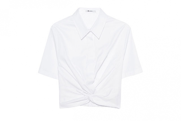 "T by Alexander Wang<p><a target=""_blank"" href=""https://www.jades24.com/en/product/women/clothing_woman/blouses/t-by-alexander-wang-d-bluse-cropped_twstcrpwht/index.html?var_id=385098&amp;zanpid=2292854858866627584"">Jades24.com</a></p>"