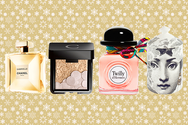 Click through the the luxe beauty gift guide