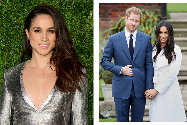 From actress to royal: see Meghan Markle's style file