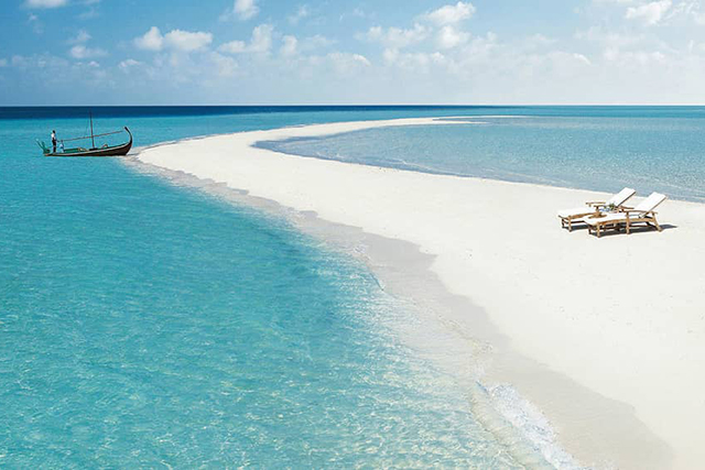 Fave holiday destination? Maldives