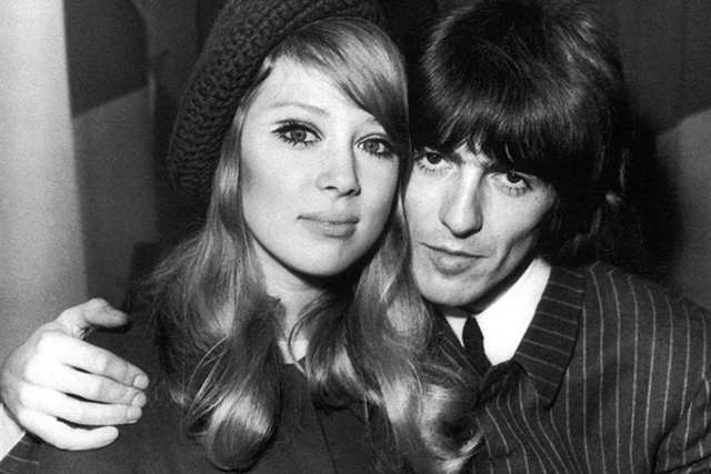 "Pattie Boyd, ex-wife of George Harrison and Eric Clapton, inspired the songs ""Layla"" and ""Wonderful Tonight"" by Clapton and Harrison's ""Something""."