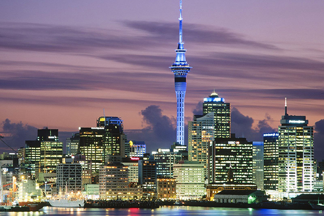 2.	Auckland. One of the safest cities on the list, New Zealand's most populated city offers great food, vineyards and a harbour bustling with activity.