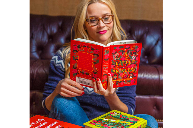 Reese Witherspoon: RW Bookclub