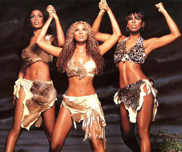 When Destiny's Child released 'Survivor'
