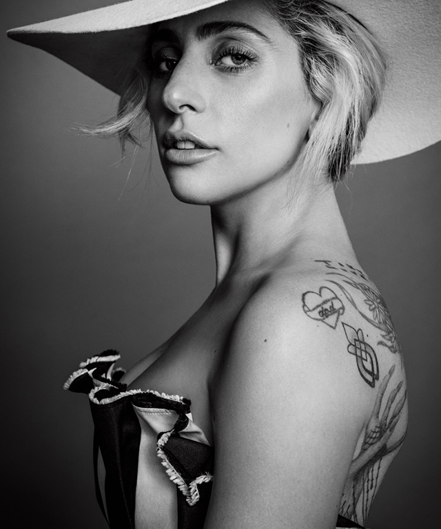Lady Gaga, singer, LGBTQI campaigner and charity supporter