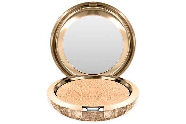 Face powder in Happy Go Dazzlingly, $48
