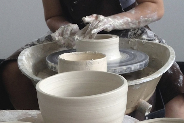 Pottery Class voucher, from $135 (for three classes), Silky Shapes Studio