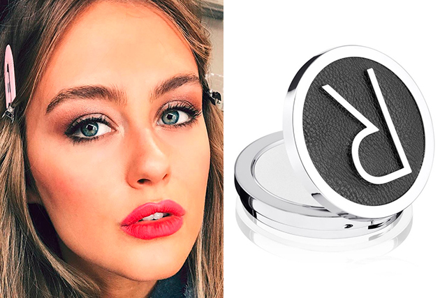 2.	Powder: Rodial Instaglam compact deluxe Translucent HD Powder. I like that it doesn't leave my face too matte.