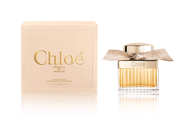 4. Chloe, Absolu de Parfum. The house of Chloe celebrates something else this Christmas: the fragrance line's tenth anniversary. Always naturally girlish, the spirit of Chloe is incarnated this season by new campaign model Haley Bennett - without a trace of make-up, hair tousled in the wind. The rose note returns as star: perfumer Michel Almairac (who created the original) brings back the Damascena Rose as a heavier, richer, creamier note, rounding it out with the warmth of vanilla. This woody, textured floral is the bigger, bolder update of classic rose's uplifting femininity, with Chloe's signature ribbed bottle and grosgrain ribbon (illuminated by golden thread) always a pretty-as-a-picture gift. Chloé Absolu De Parfum EDP 50ml, $145