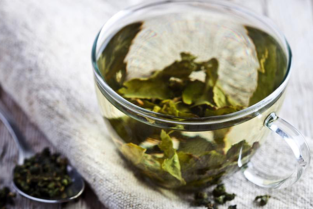 4. Green Tea. Not only does it help weight loss, green tea also contains antioxidants needed for tip top health. Green tea is found to protect the body against oxidants and radicals, which can cause harm to the body when not properly regulated.