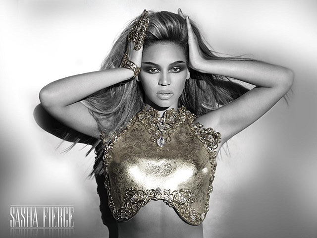 When she revealed her alter ego, Sasha Fierce