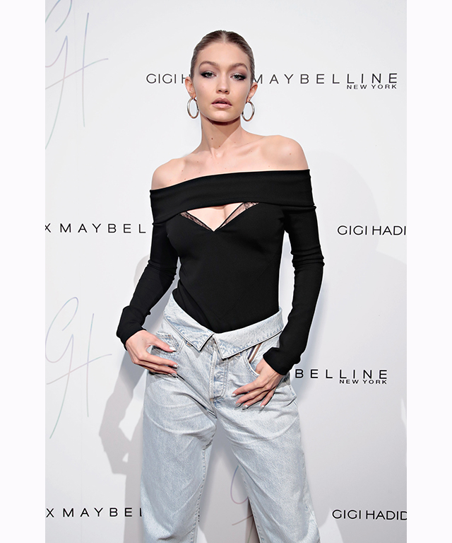 5. Gigi Hadid - $9.5 million