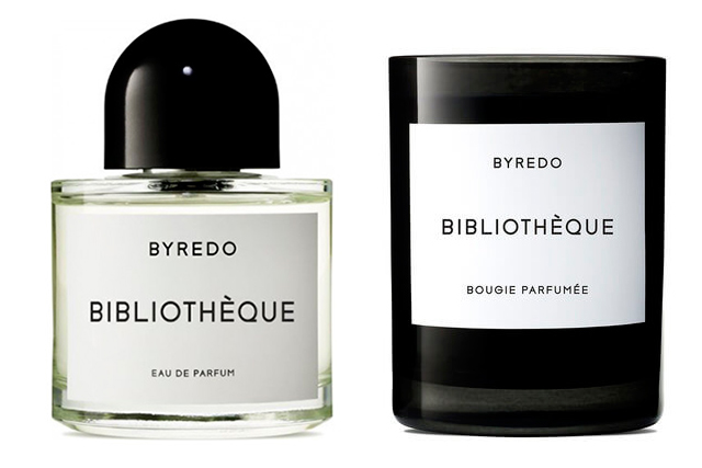 6.	Byredo Bibliotheque EDP, a limited-edition version of the brand's bestselling candle sold out completely in May at Mecca. No wonder they called it a collector's edition. The EDP's existence may have been fleeting, but you can still purchase the woody, library-inspired scented candle with notes of violet, peony, patchouli, leather at Mecca.