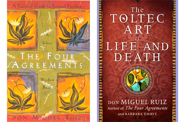 Reading? Don Miguel Ruiz