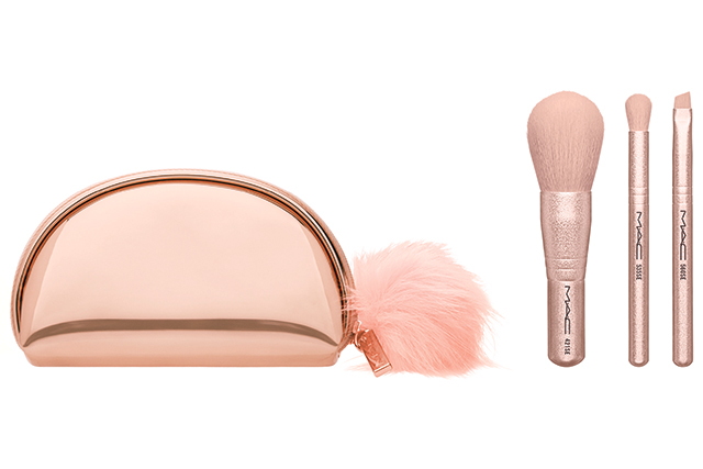 Mini brush kit, $59