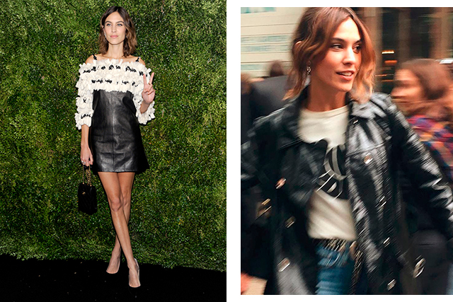 "Style icon/muse: ""Any woman who is chasing their dream! Style icon is probably Alexa Chung, she is so chic but so effortless at the same time."""