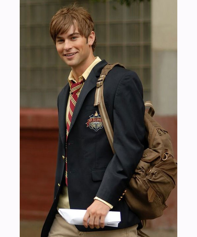 Chace Crawford | Nate Archibald