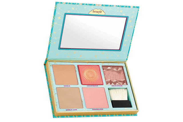 8.	Benefit Cheek Parade Bronzer & Blush Palette, $99, sold out online at Sephora in just one day. The combination of Benefit's best blush and bronzers proved too tempting – it's still sold out at Sephora, but you can get it at Benefit or Myer.
