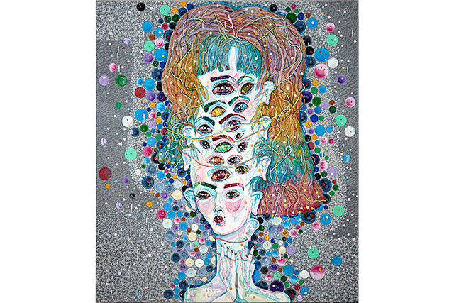 Lose yourself in the wonder and magic that is two-time Archibald Prize-winner and national treasure, Del Kathryn Barton when her largest solo exhibition opens at the NGV. This is an incredibly mind-blowing, psychedelic show of colour, intricacy and wonder  -so leave yourself a decent amount of staring time to catch this show. Del Kathryn Barton: The Highway is a Disco, November 17-March 12, NGV