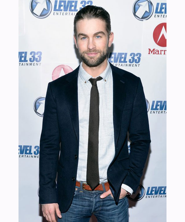 Chace Crawford | Now