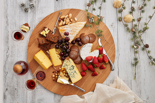 8.	Don't forget the nibbles. Standing around waiting for the meat to cook can take ages. Ensure your guests don't go hungry by preparing a cheese board or something similar…
