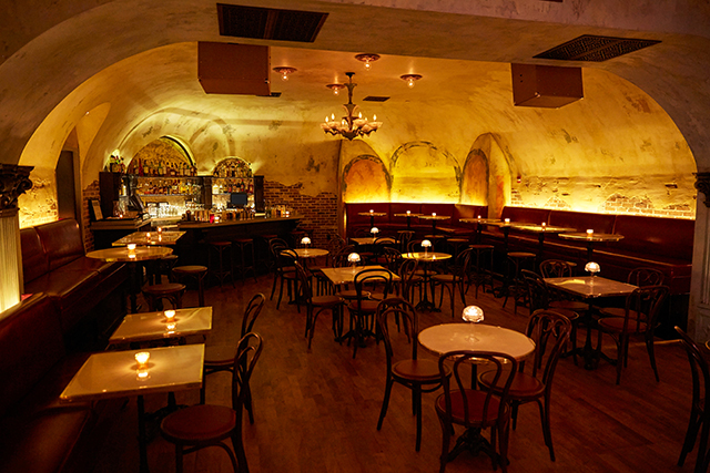 Best Date-Night Bar - Roxy Hotel NYC, US