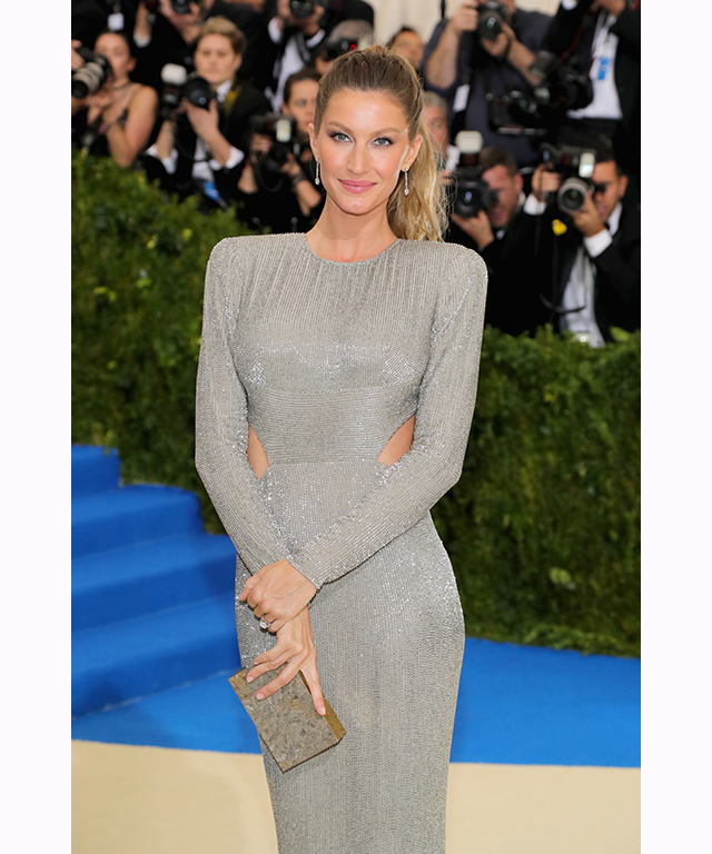 2. Gisele Bündchen - $17.5 million