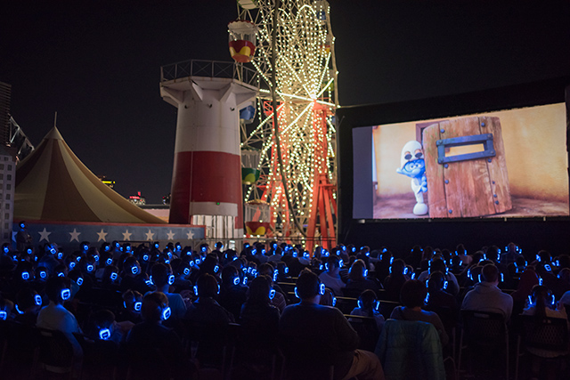 Yip! The first outdoor cinema of the season is about to open! Luna Park's Rooftop Cinema will be showing classics, new releases you might have missed this year every night throughout the month.  Luna Park Rooftop Cinema, September 7-30