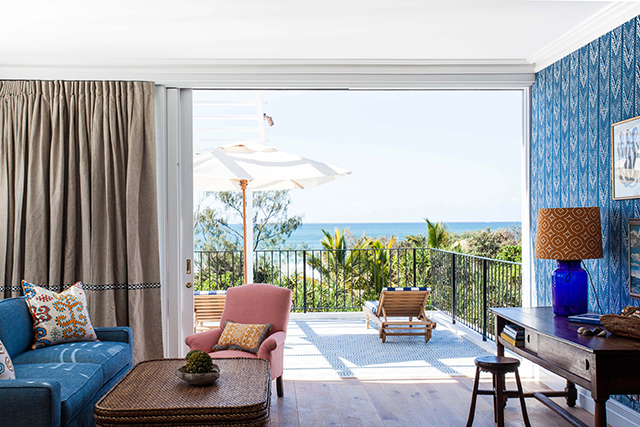 Where: Cabarita, which is 20 minutes south of the Gold Coast and 30 minutes away from Byron Bay Rate:  from $525 per night. Book with Mr and Mrs Smith and a bottle of prosecco and chef's plate on arrival is yours, plus one cocktail of your choice at request.