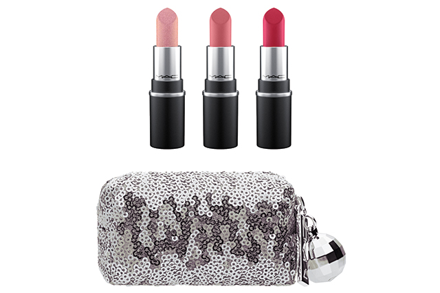 Mini lipstick kit, $59
