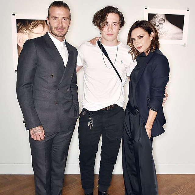 7. Victoria Beckham has 16.6m followers… and enduring appeal.