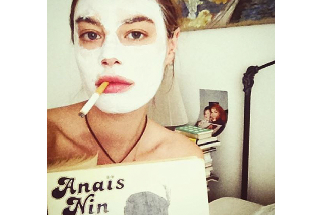 Camille Rowe - French-American model based in LA