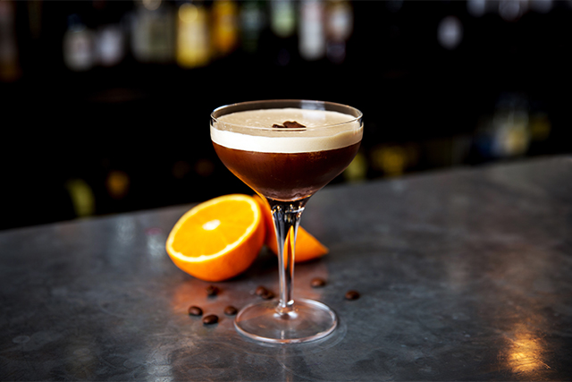 Click through for Sydney's top 10 espresso martinis
